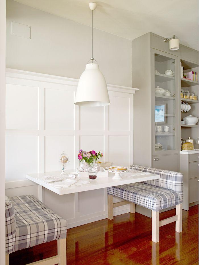 mesa pequeña sillas cocina deulonder