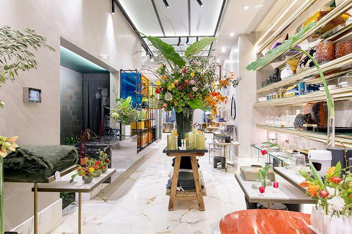 decoracion tienda galeria alfons damian