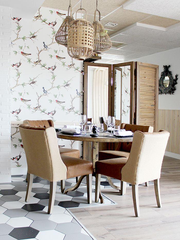 viteri lapeña interiorismo restaurante