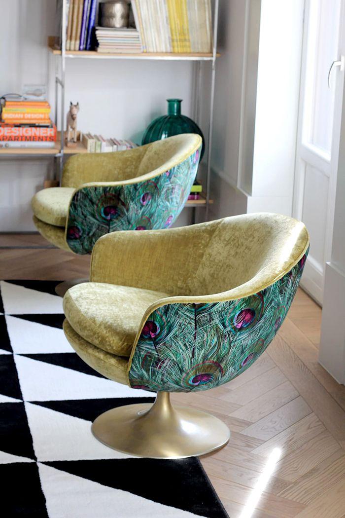 butacas propuesta decoracion salon estudio viteri lapeña