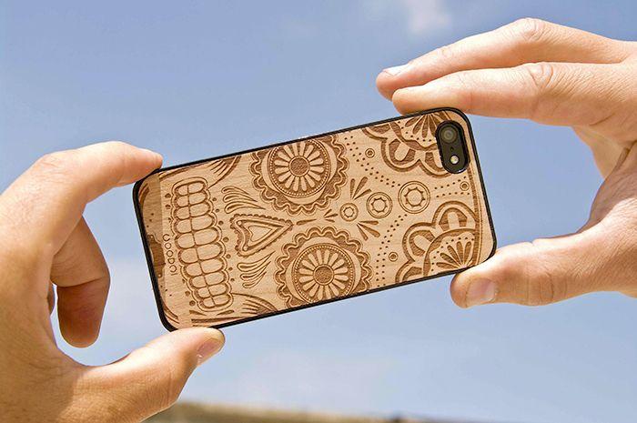 carcasa woodmi dibujo madera