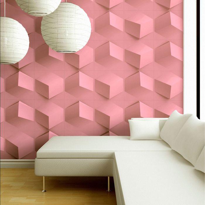 Repasamos las ltimas tendencias en papeles de pared for Papel con relieve para pared