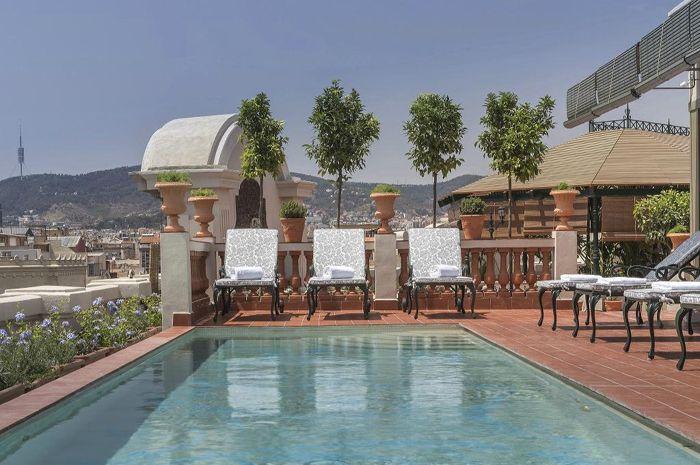 Selecci N De Hoteles De Lujo En Barcelona Moove Magazine