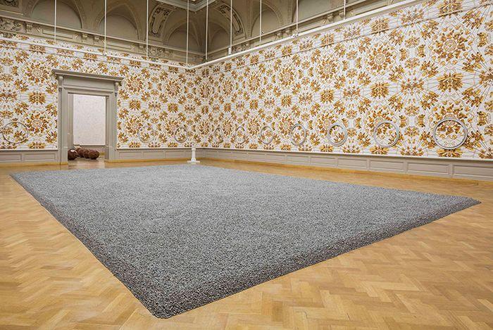 Obras recientes y monumentales de Ai Weiwei se exhiben en el museo cantonal de Bellas Artes de Lausana