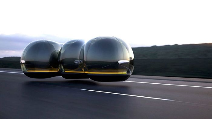Alumnos de diseño imaginan cómo será el diseño de coche del futuro