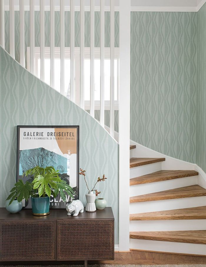 Papeles de pared retro para oto o en nuestro hogar moove - Papel pintado anos 70 ...
