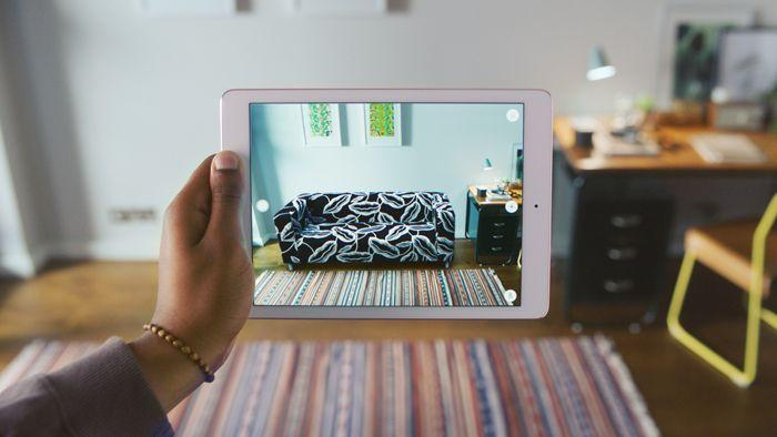 IKEA Place, la nueva app de realidad aumentada de IKEA, ya disponible en España
