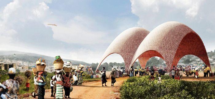 arquitectura cupulas aeropuerto arquitectura vanguardista moderna