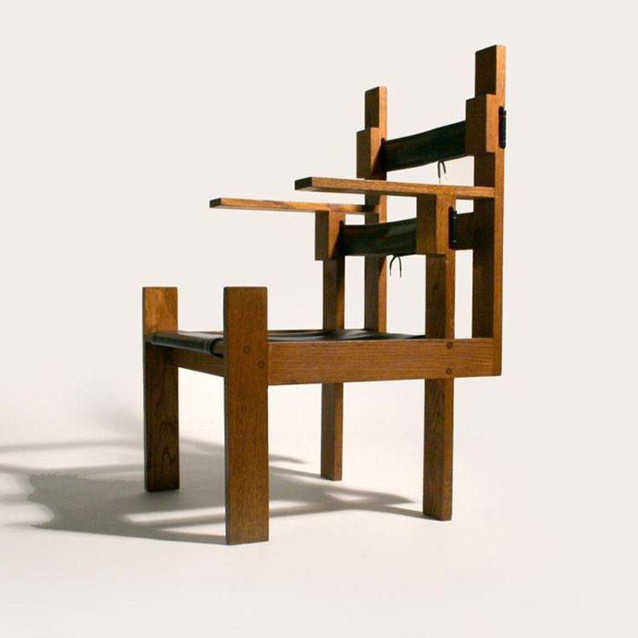 Los muebles de oficina de dise o de la escuela bauhaus for Curso diseno de muebles
