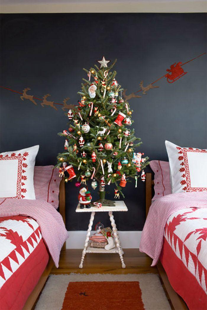 rboles de navidad de madera - Arbol De Navidad Pequeo