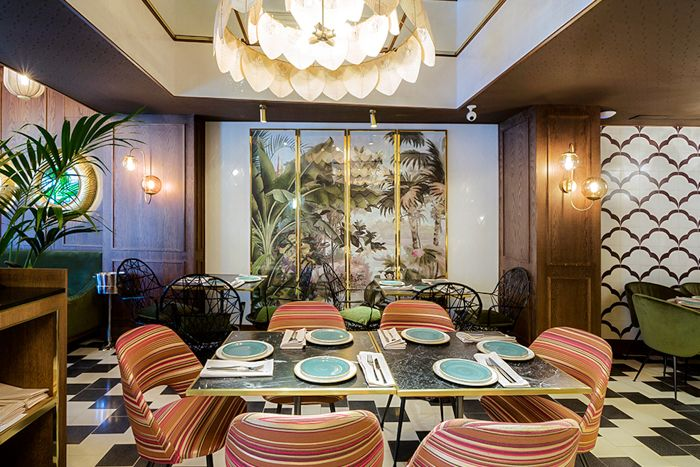 rincon restaurante hindu madridm