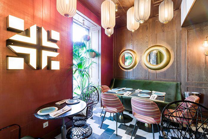 rincon de sala restaurante hindu