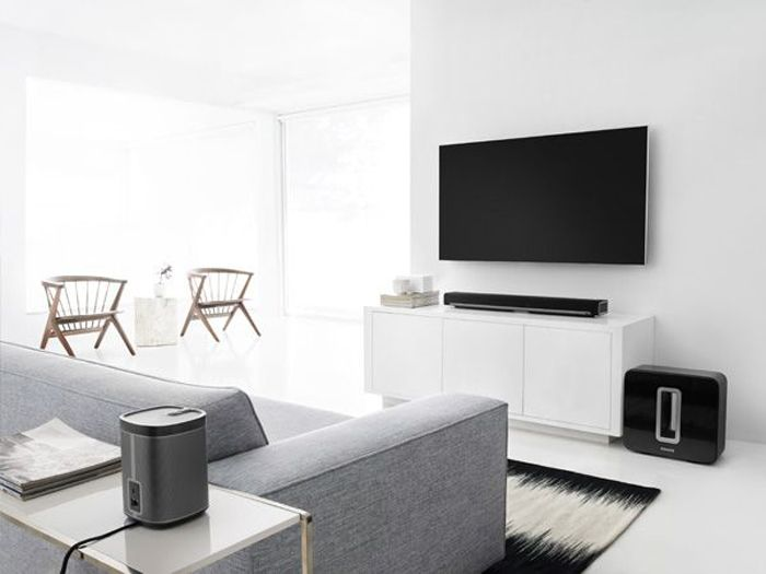 how to set up sonos playbar with tv