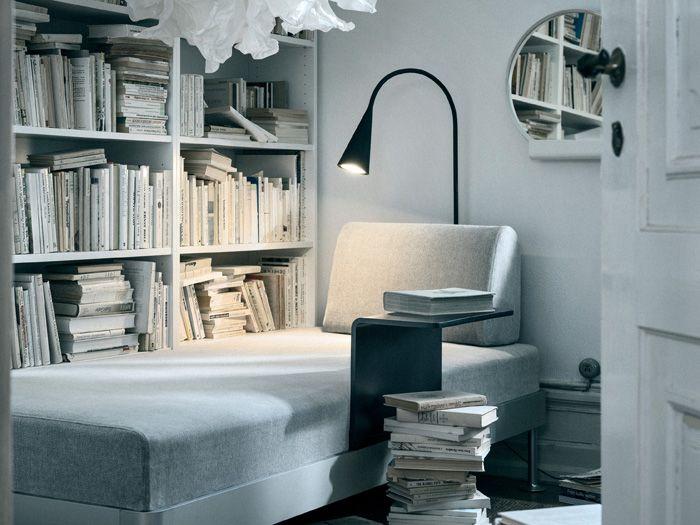 chaise longe de lectura IKEA
