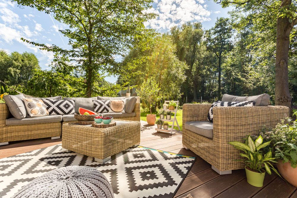 Claves para escoger mobiliario para el jardín esta primavera - Moove ...