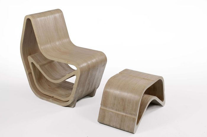 """Chairs Everywhere"" sillas de diseño exclusivo que impactan por su versatilidad inesperada"