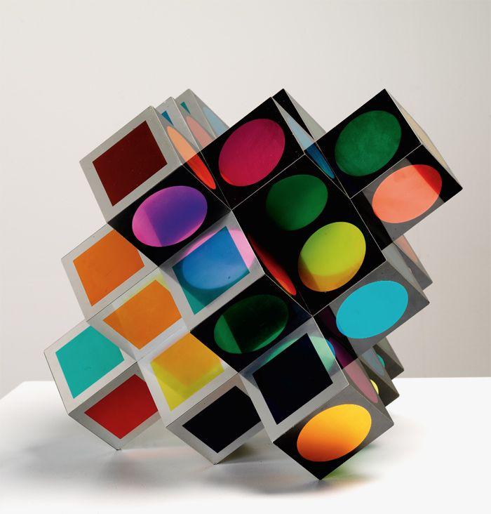 Victor Vasarely obras op art