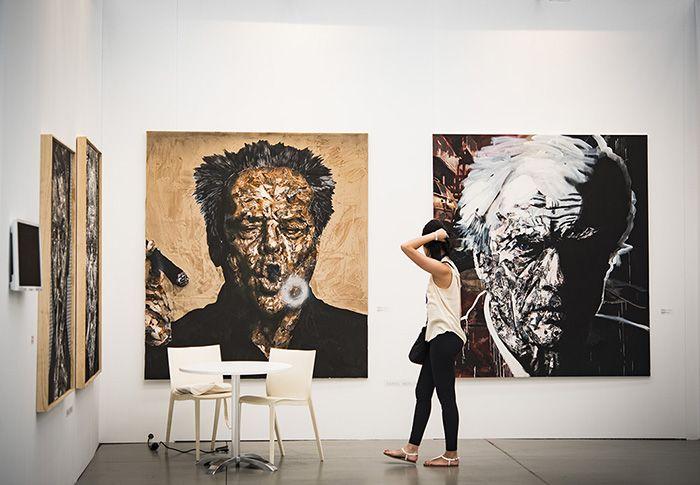 Comienza Art Marbella, Feria Internacional de Arte Moderno Contemporáneo