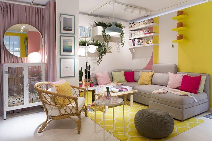 Un nuevo IKEA abre sus puertas en el centro de Madrid