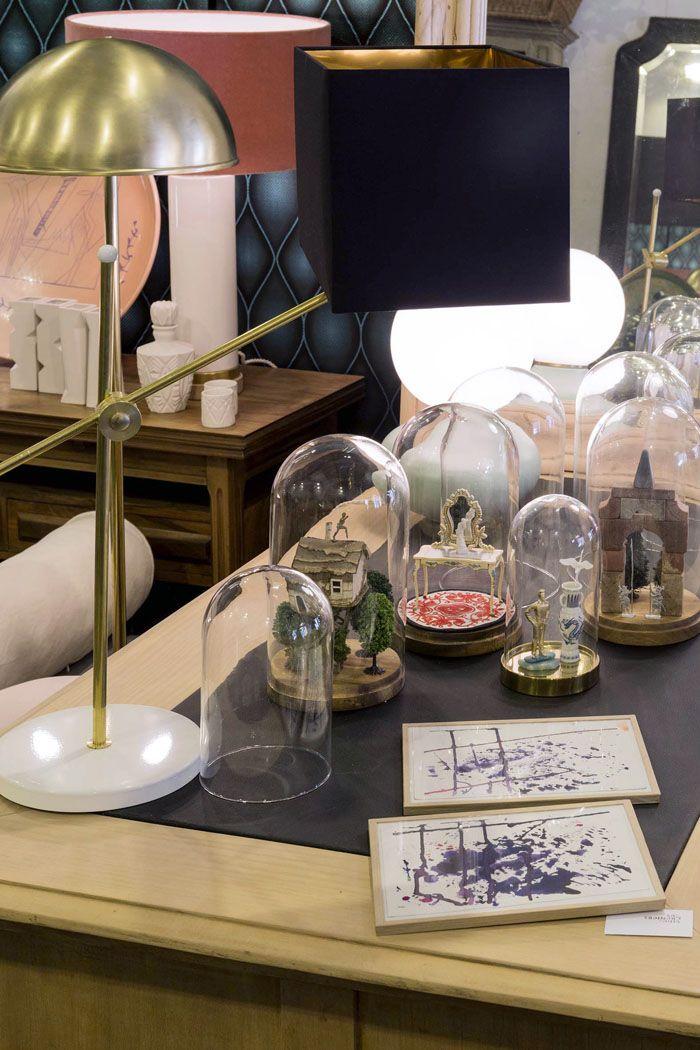 objetos vintage feria decoracion
