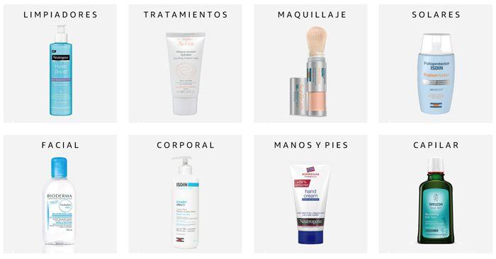 cosmetica dermatologica amazon