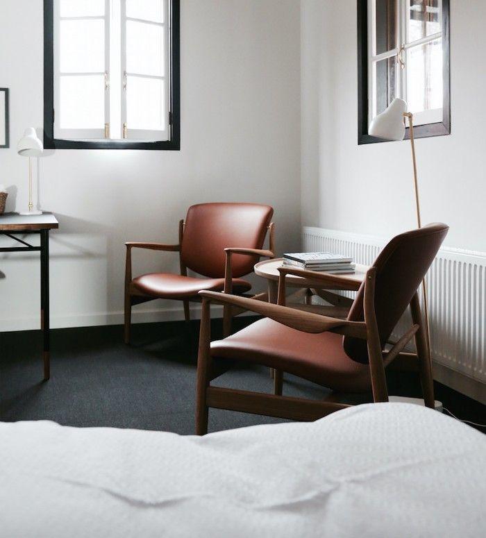 hotel de estilo nordico