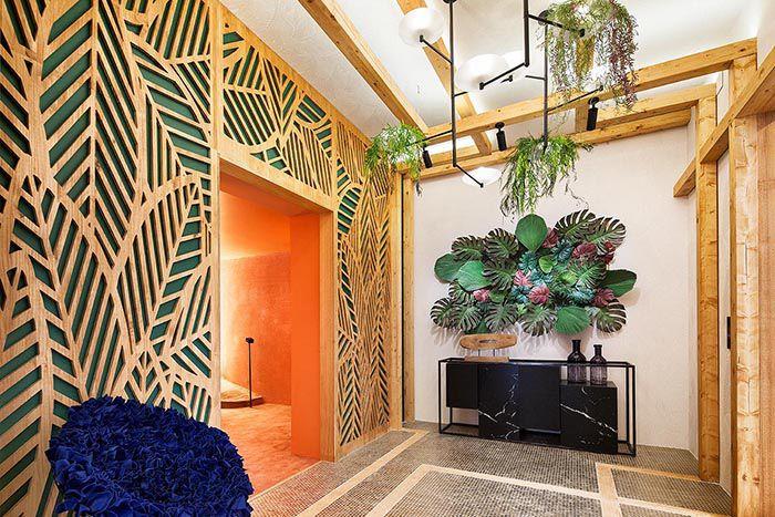 Hall Diseño Absoluto