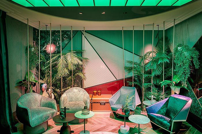Lobby Gira y Ele Room 62