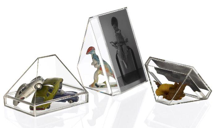 cajas diseño transparente