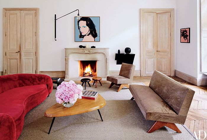 muebles art deco minimalista sofa nouveau