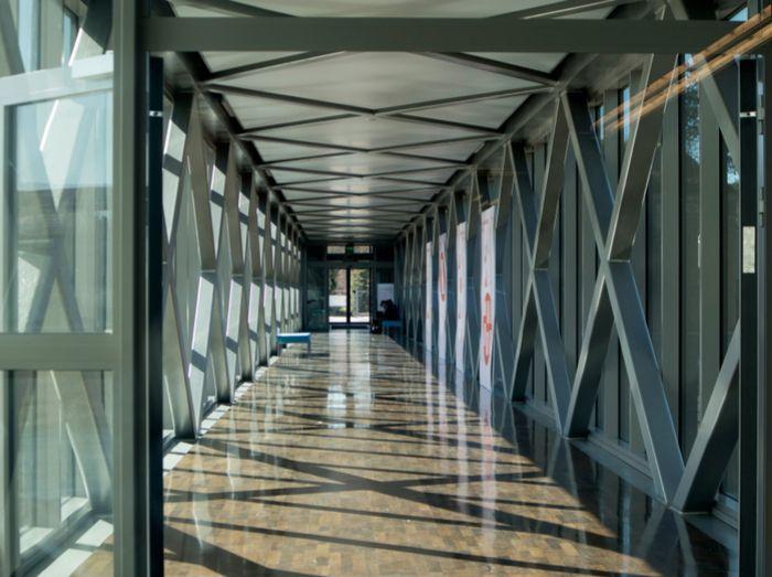 interior de museo polaco porta poznania