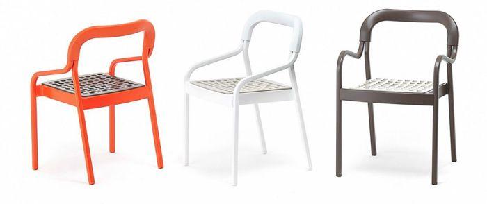 sillas de diseño Sebastian Bergne