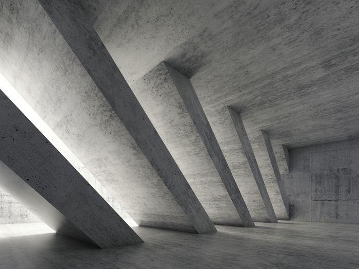 luz arquitectura hormigon