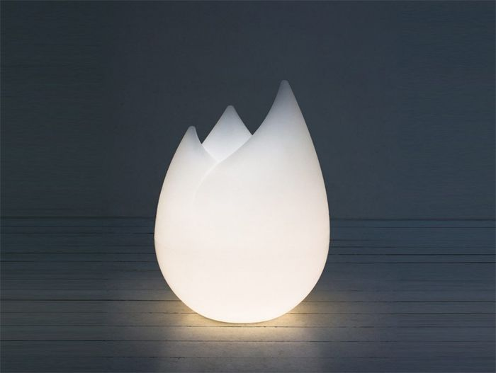 lampara diseño Sebastian Bergne