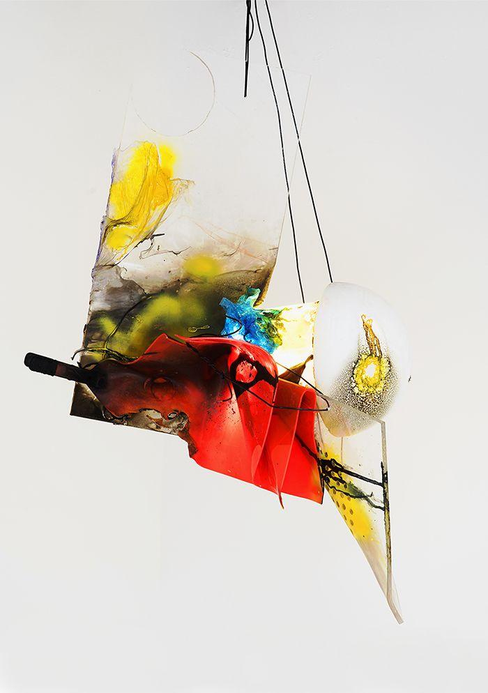 obra abstracta Guillermo Santomà