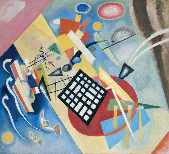 kandinsky abstracto 1922
