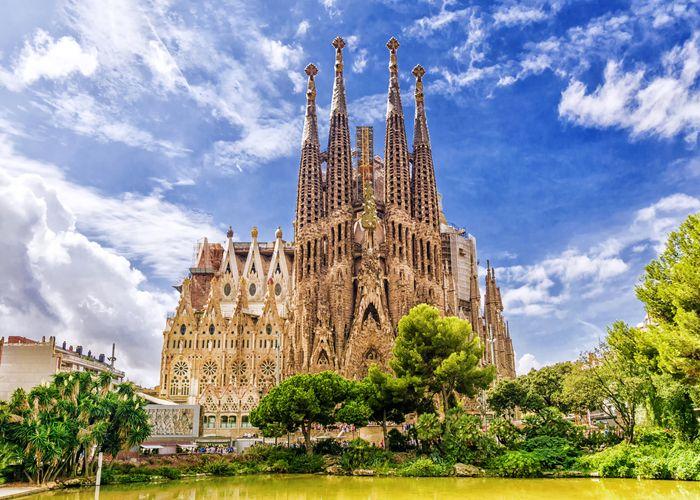 catedral moderna Barcelona