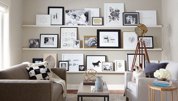 impresión imágenes salón