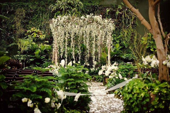 decoracion boda jardin de las delicias