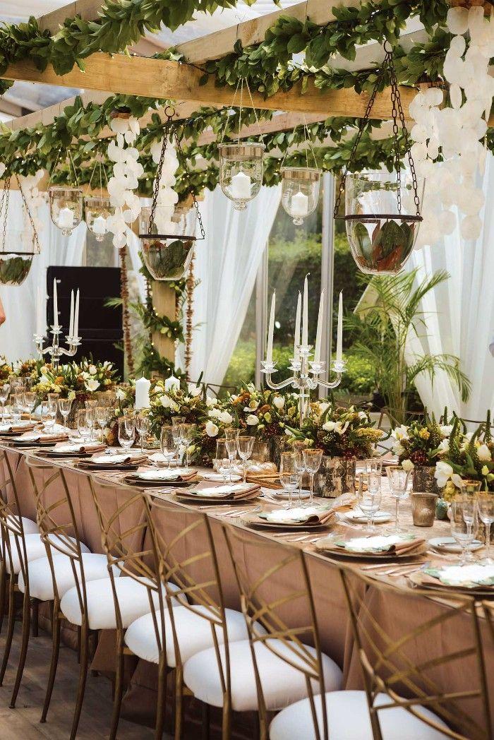 candelabros mesa decoracion boda