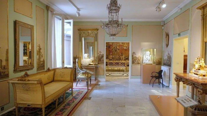 sala museo nacional de artes decorativas