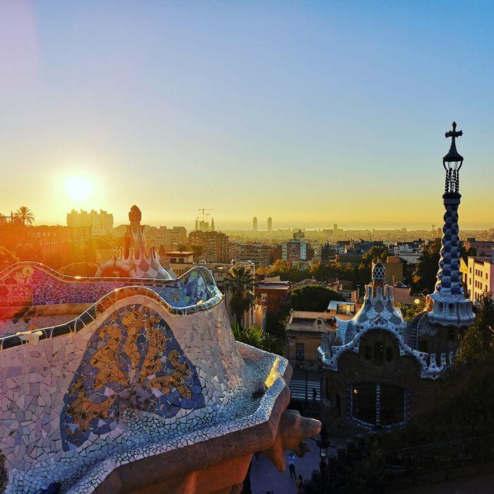 turismo barcelona gaudi