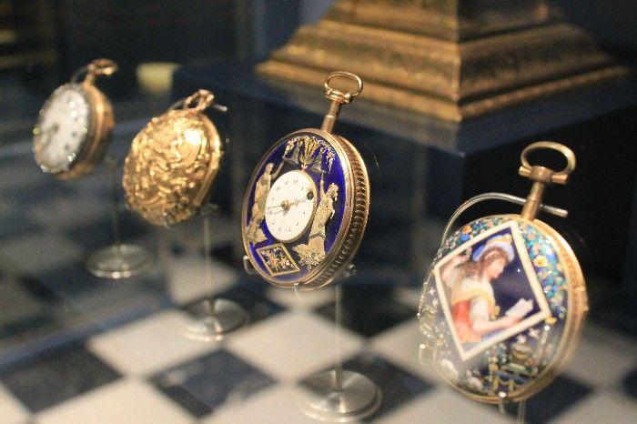 relojes de bolsillo museo nacional de artes decorativas