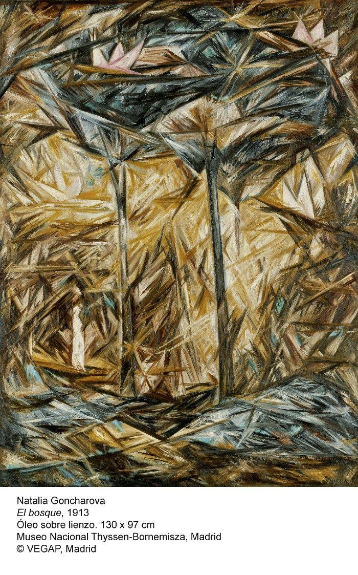 rayonismo artistas rusas vanguardia