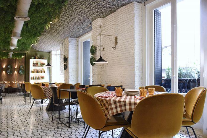 Celebra el día del Padre en Madrid con buena cocina Mediterránea