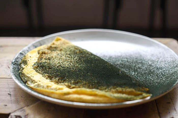 Tortilla vegetal fismuler