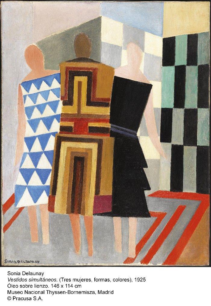 artistas rusas vanguardia cubismo