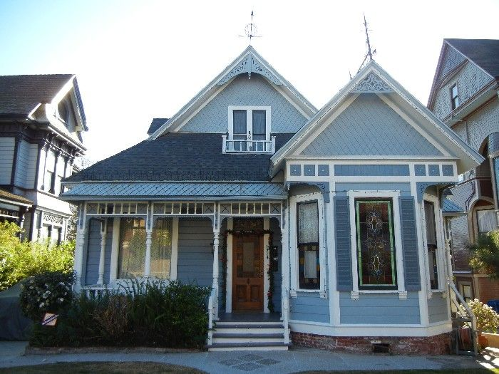 La arquitectura victoriana nacida como respuesta a una época