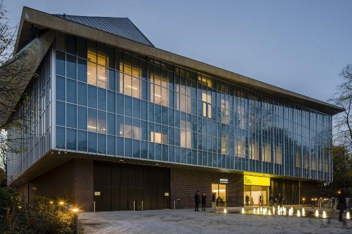 exterior design museum
