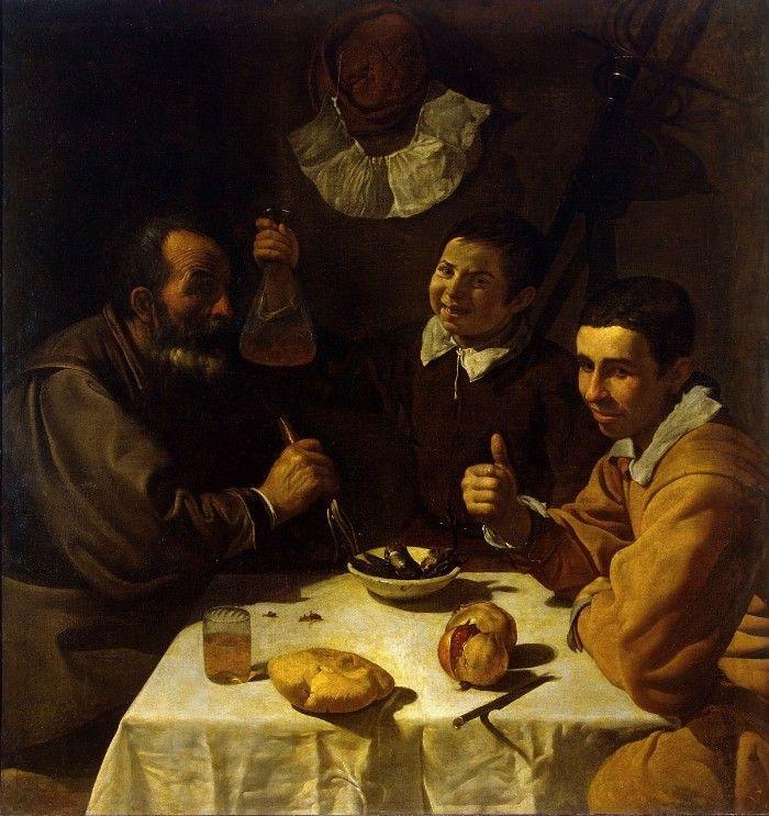 pintura barroco